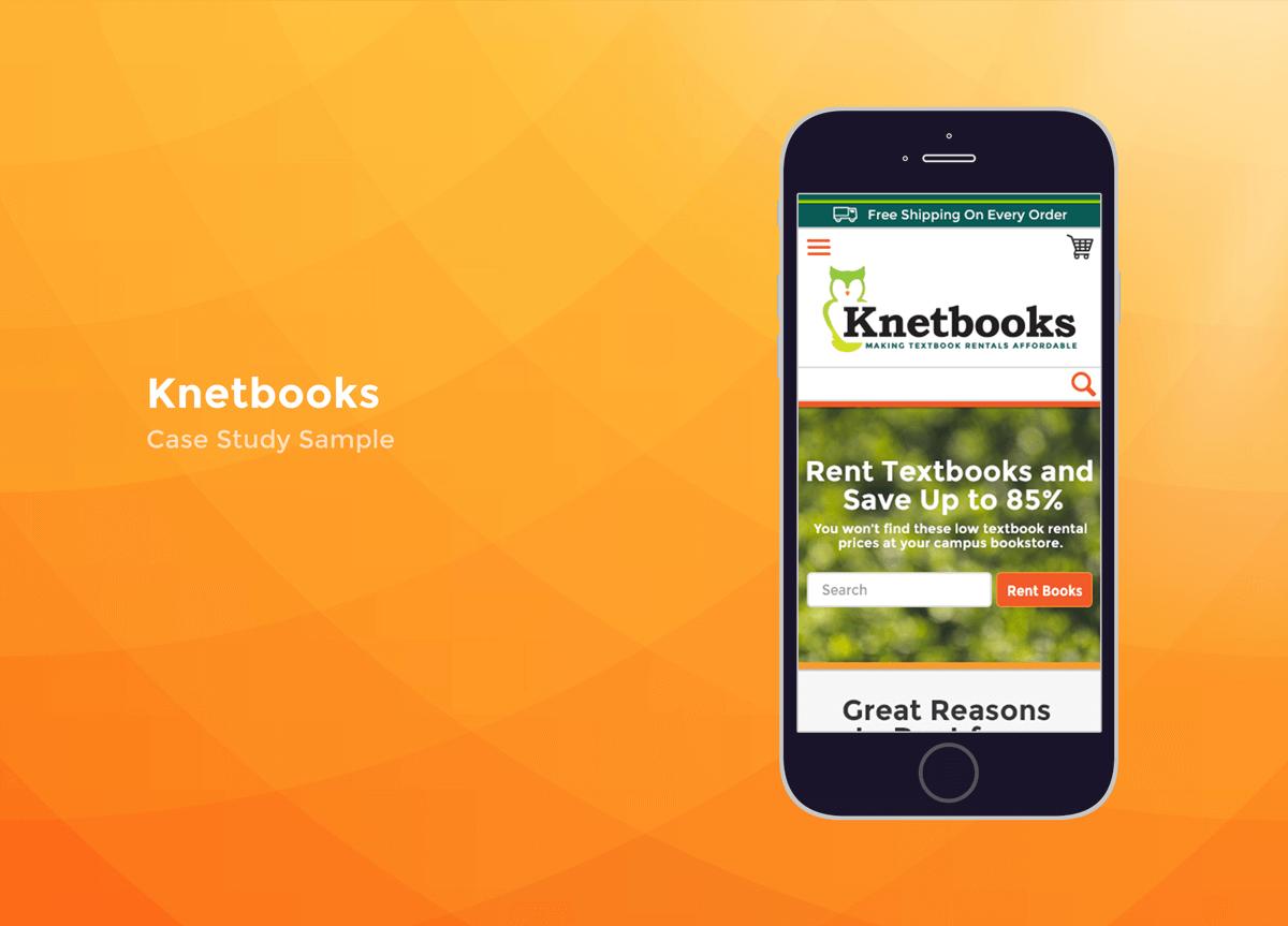 Knetbooks Case Study Sample