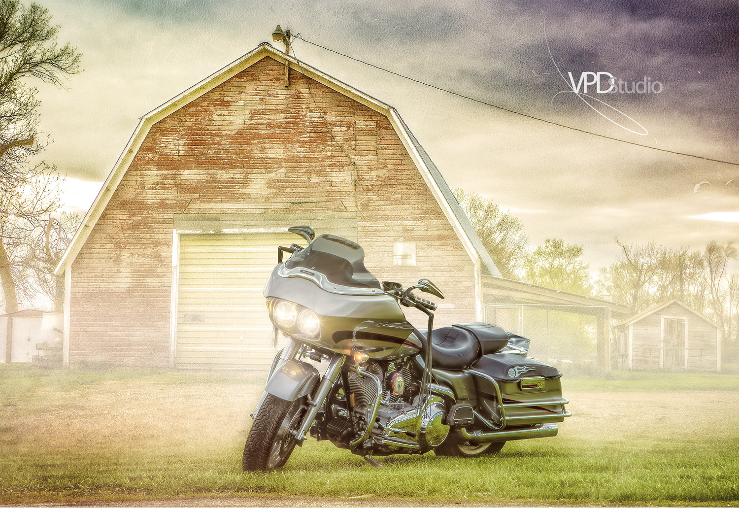 Surreal Photography - Let us help you capture that feeling of open road freedom.