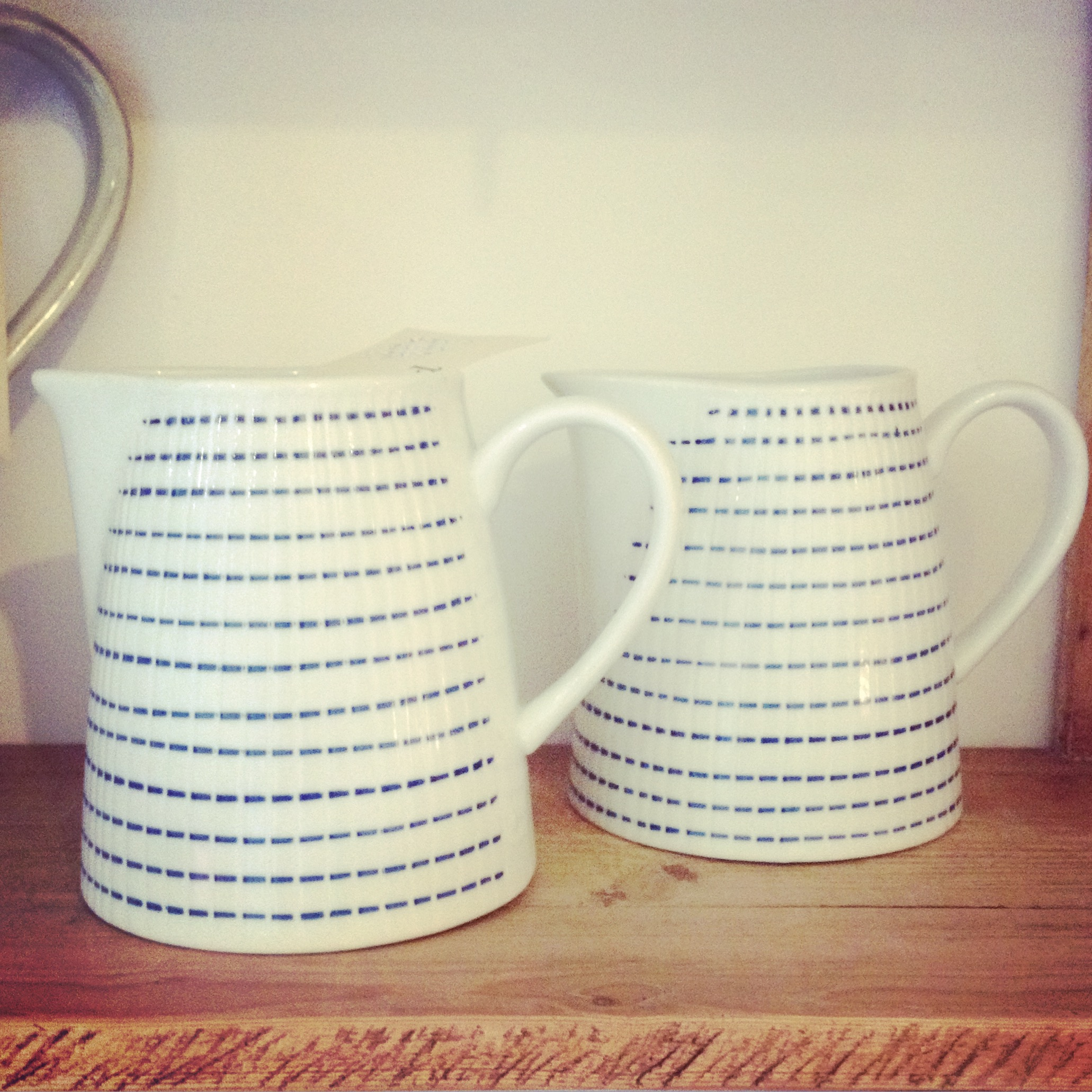 Medium ceramic jugs