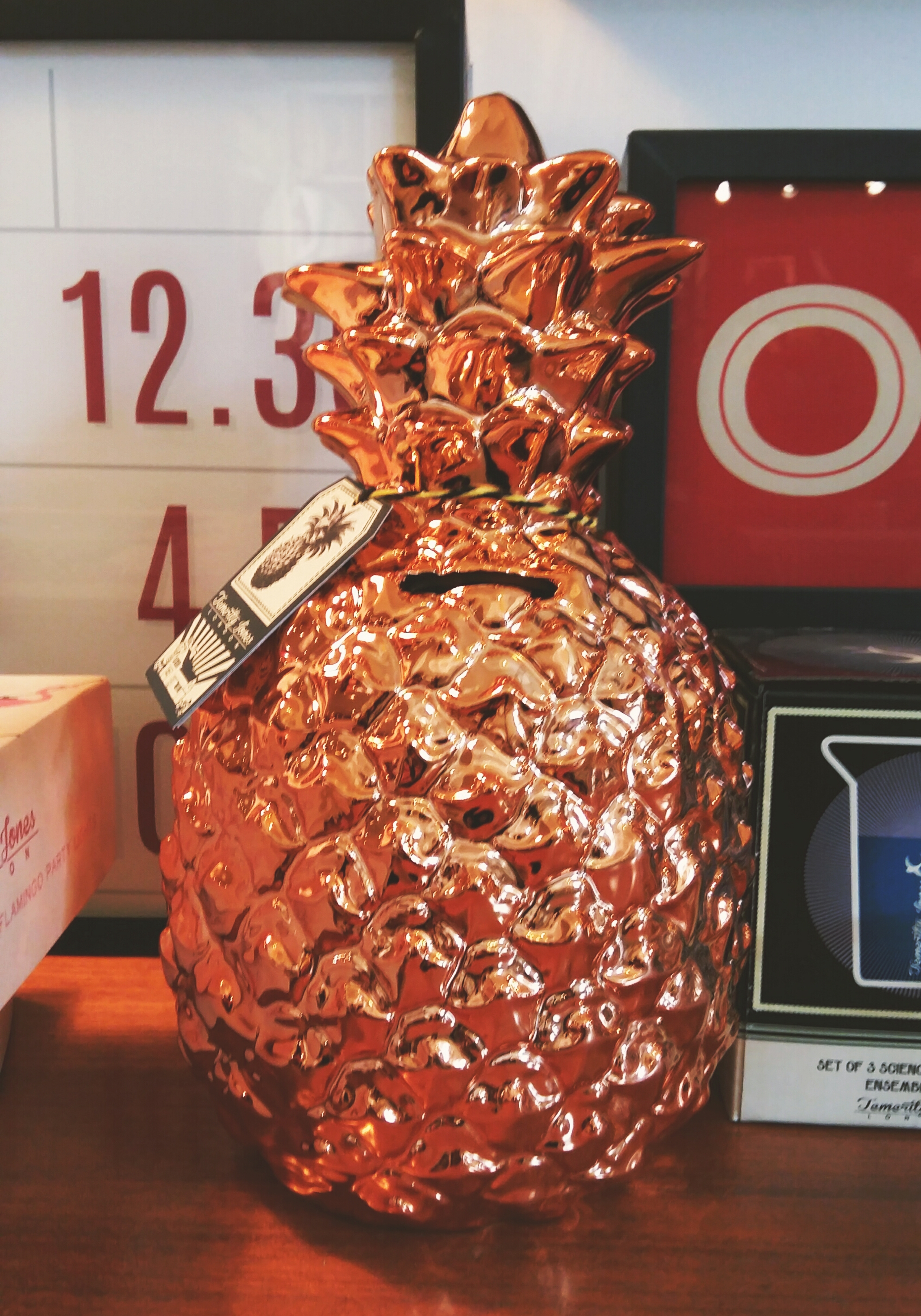 Put your money in your Pineapple
