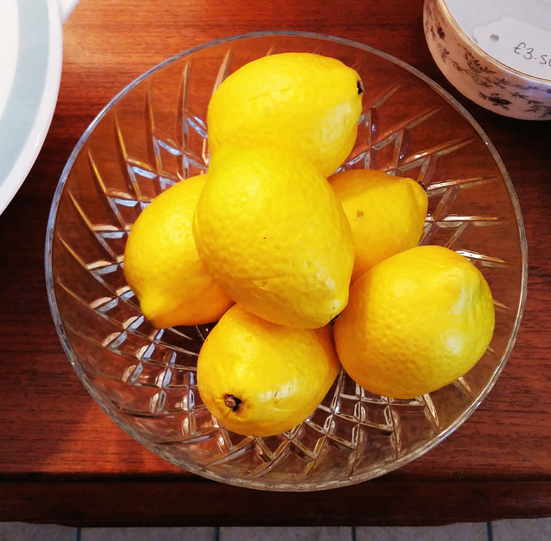 Can't believe there not lemons!