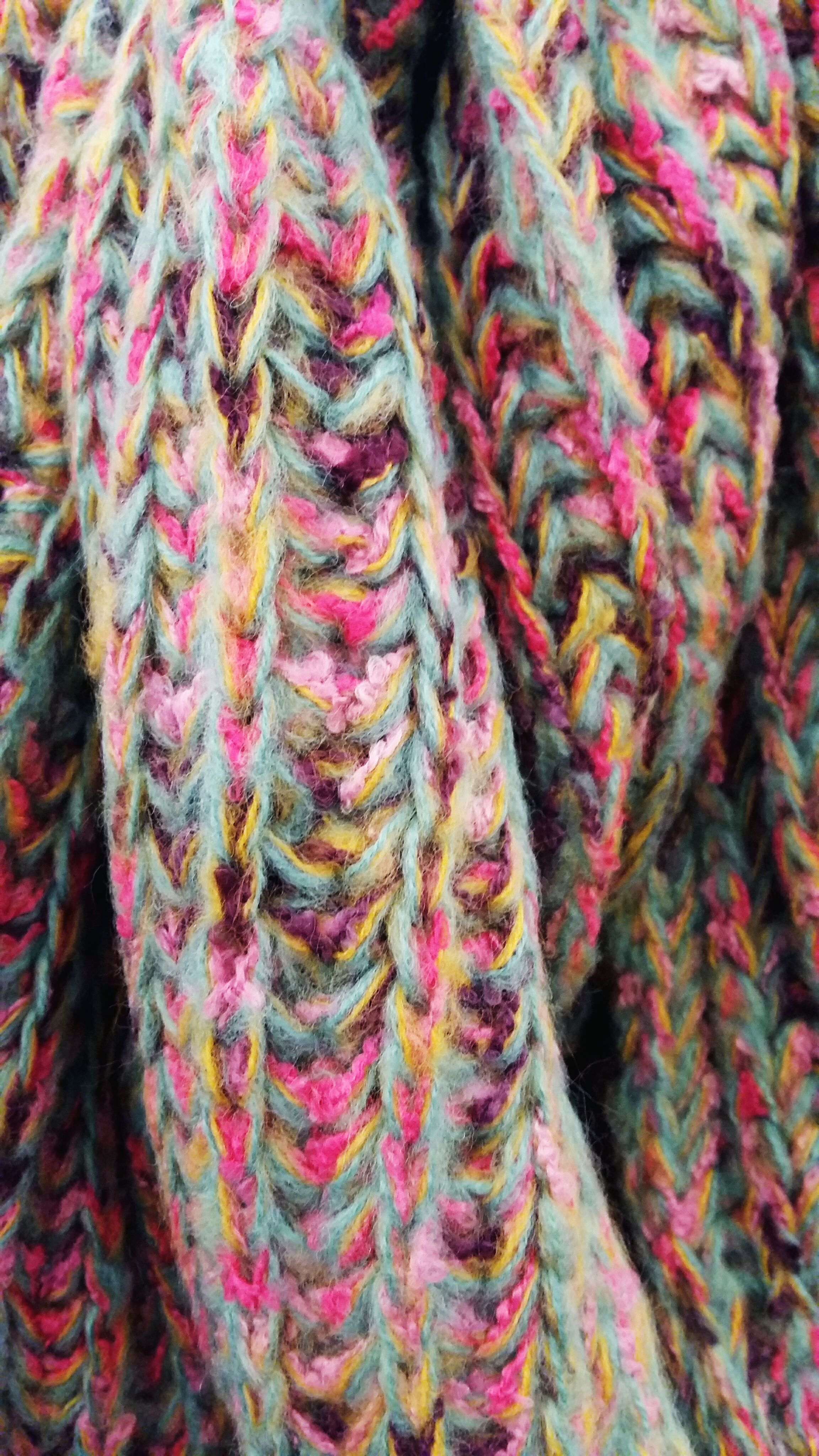 Multicolour snood only £7.50