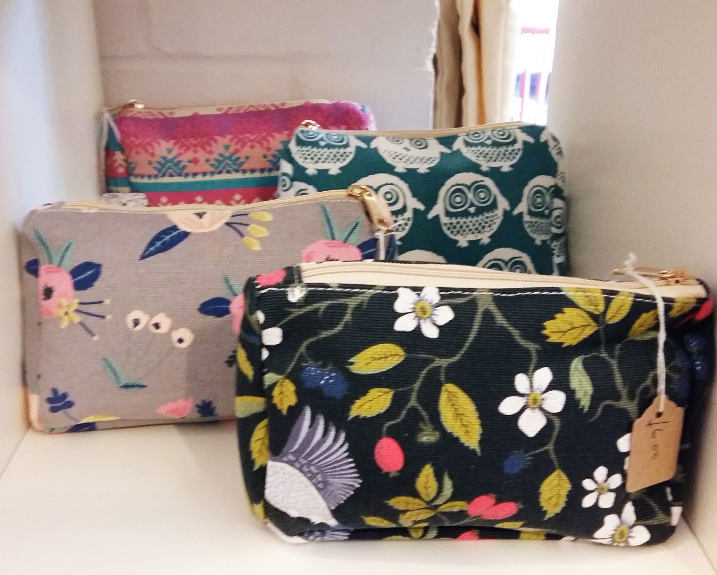 Make up bags from £5.00