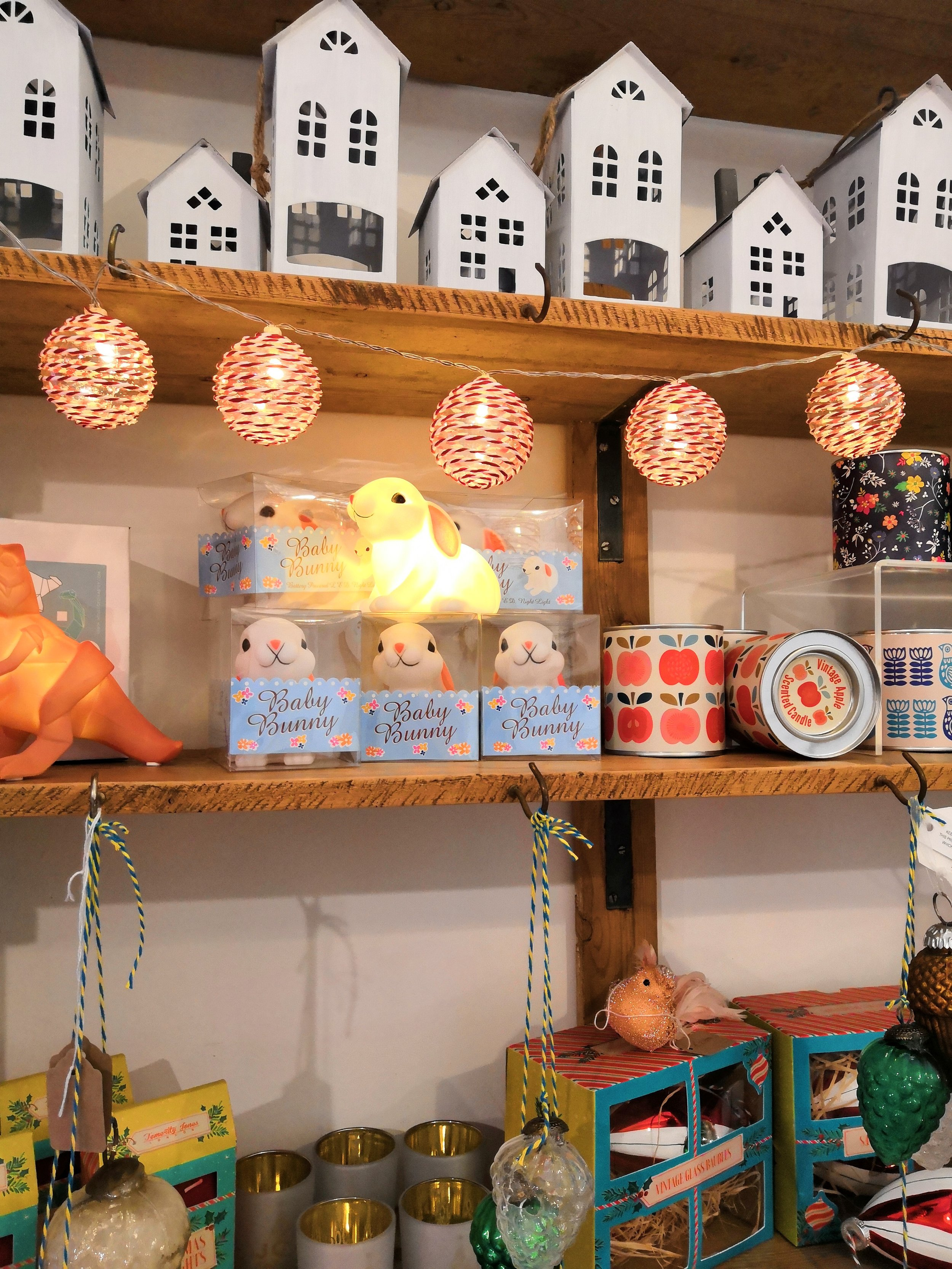 Back in stock baby bunny night lights