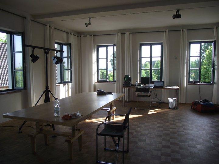 Artist Residency, Studios International Residency, Kaditzsch, Grimma, Germany, 2011