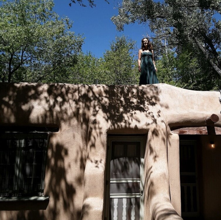 Artist Residency, The Helene Wurlitzer Foundation, Taos, New Mexico, USA, 2019