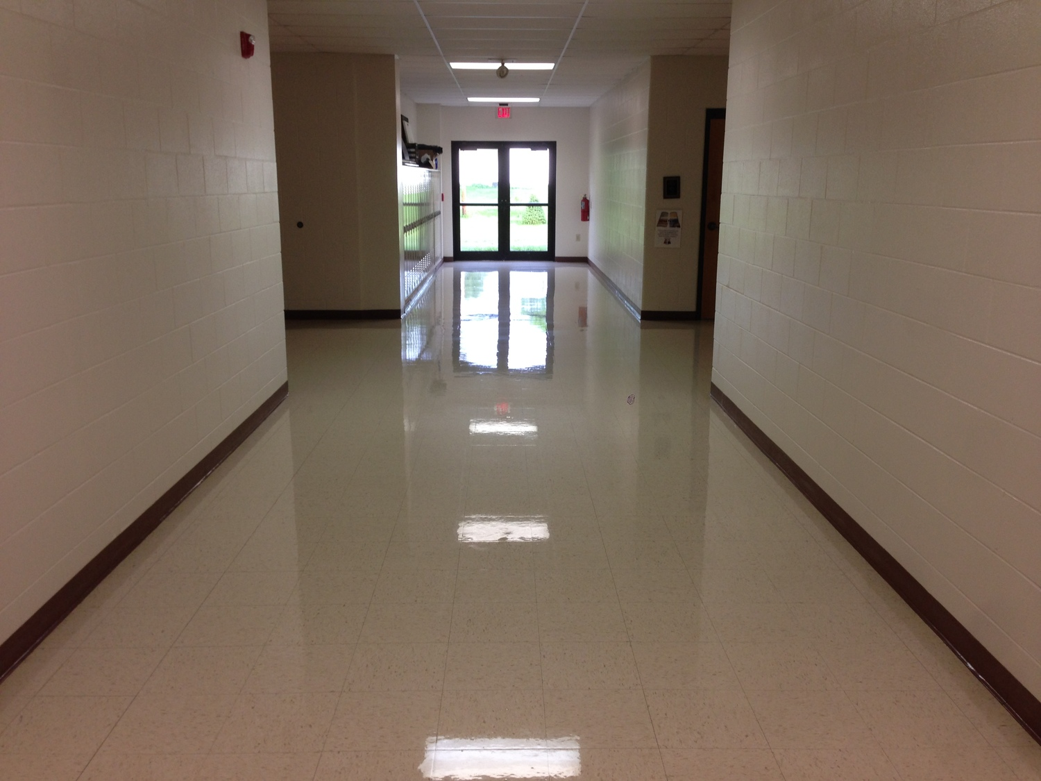 Floor Care Strip Wax Jubilee Cleaning Services