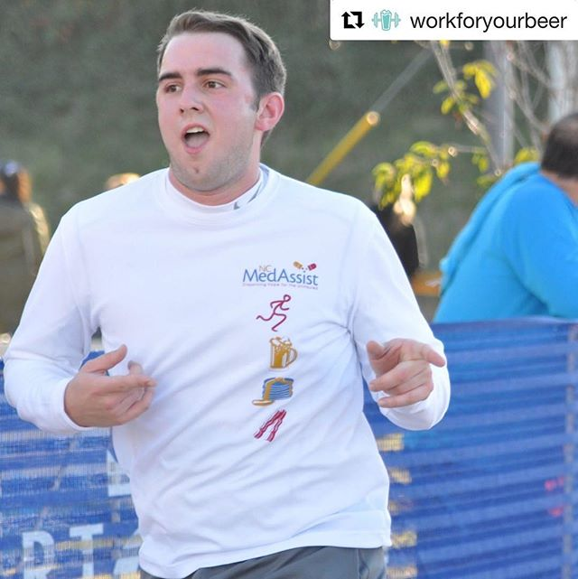 "Don't miss 🥞 & 🍻 & 🏃‍♀️for a good cause! #Repost @workforyourbeer with @get_repost ・・・ The Pancakes & Beer 5K is THIS SATURDAY 10/27 🥞🥓🍺 Use promo code ""WorkForYourPancakes"" for $5 off your registration! The 5K run/walk starts and ends at @oldemeckbrew. Each registration includes a long-sleeved race shirt, a pancake and bacon breakfast, a pint of beer, and access to an awesome post-race party 🎉 And the whole thing is for a good cause! This race benefits @nc_medassist, a nonprofit pharmacy that provides lifesaving prescriptions medication to over 15,800 NC residents each year. Link in our Instagram Story to register today! #partner . . . . . Want to see more? Visit www.workforyourbeer.com! #workforyourbeer #clt #charlotte #nc #cltnc #queencity #704 #charlottenc #704lifestyle #northcarolina #cltbeer #ncbeer #cltrunning #cltrunner #pancakesandbacon #pancakes #pancakesandbeer5k #5krace #5k #funrun #breakfast #beerrun #beerrace #pancakebreakfast #bacon #breakfasttime #beerrunners"