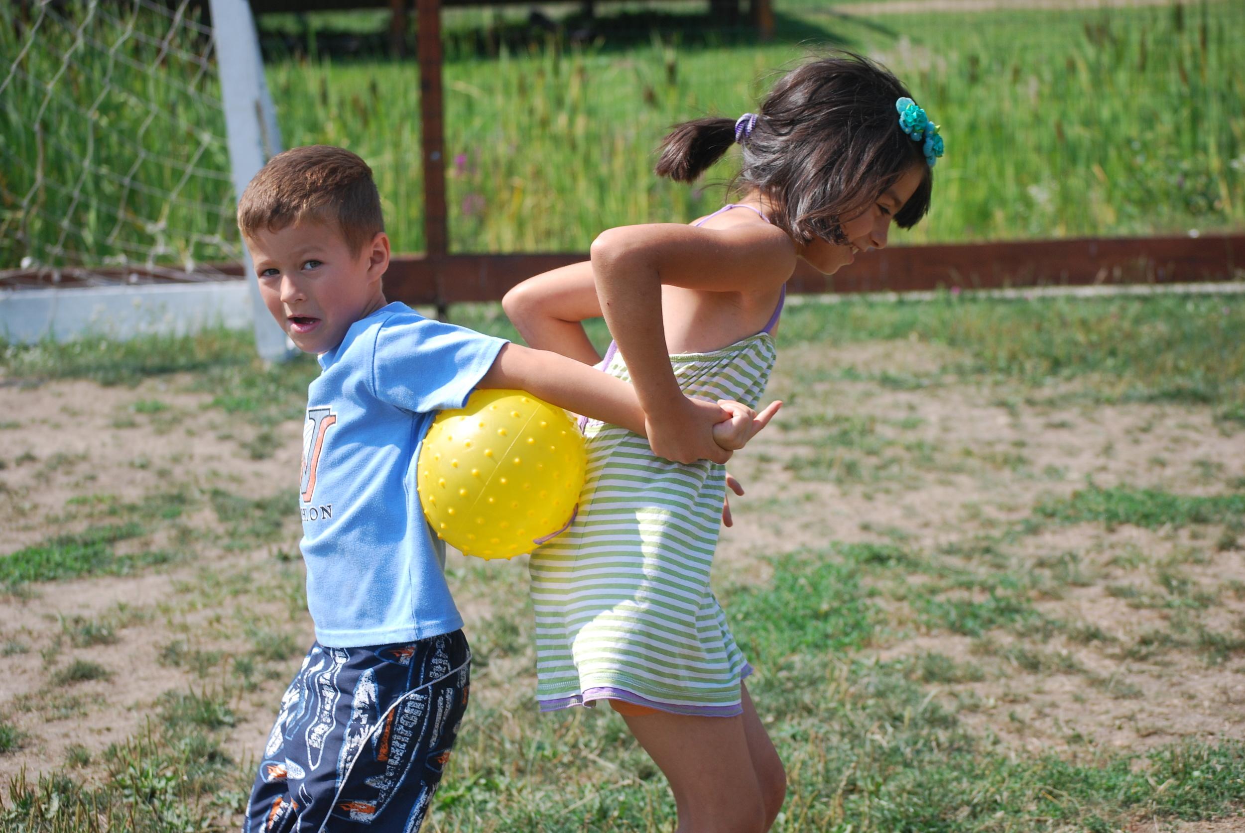 Ball games...