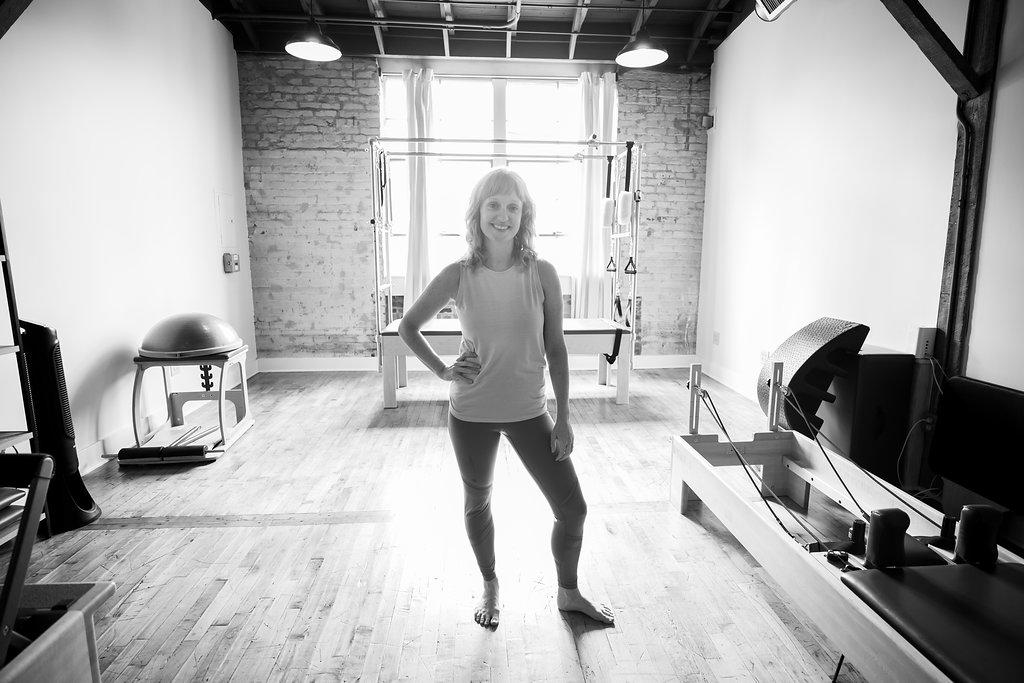 Photo by Nashville Brands  Location  Nashville Pilates Company