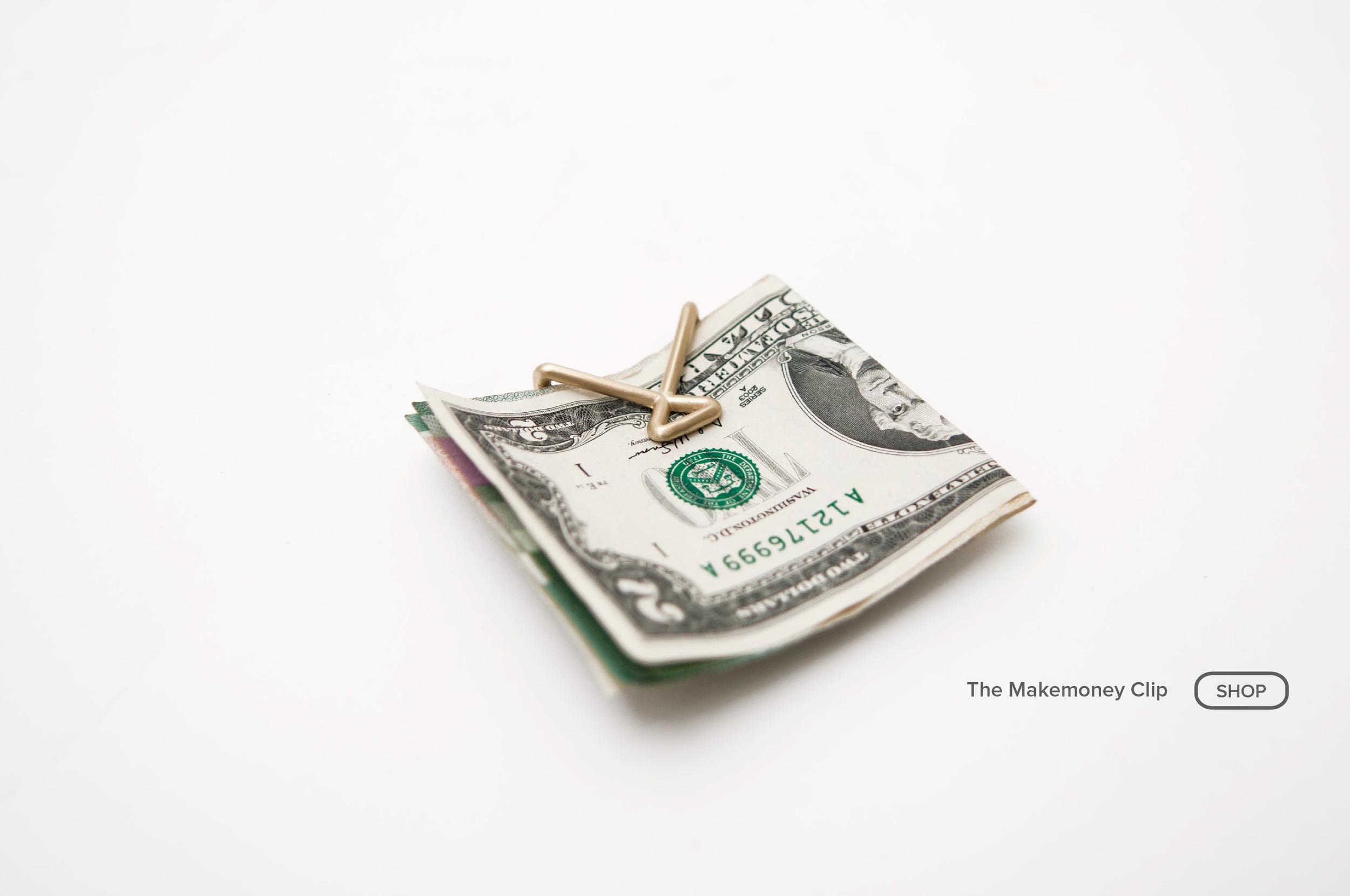 The Makemoney Clip