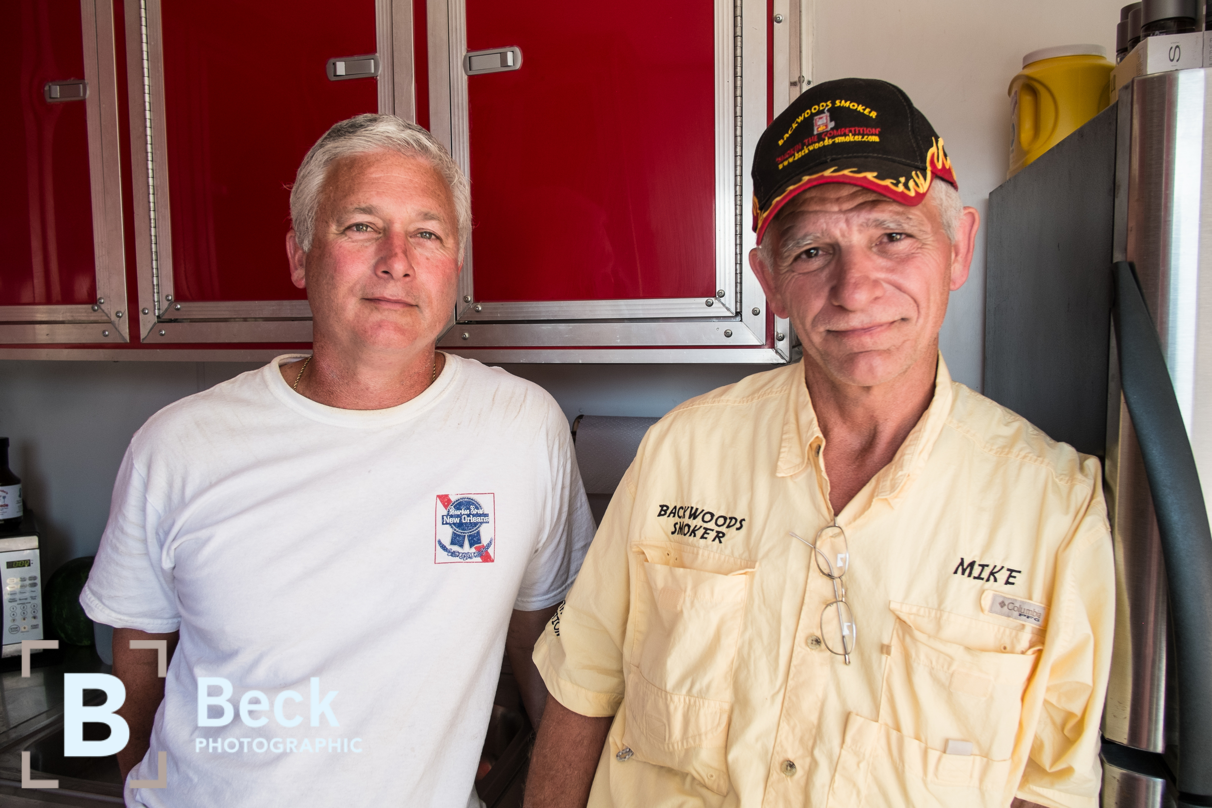 Fireman John and The Backwoods Smoker