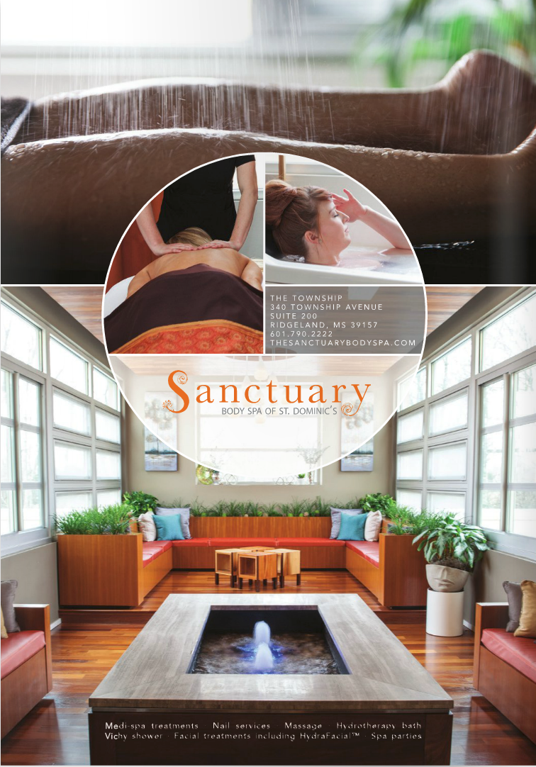 Sanctuary Day Spa