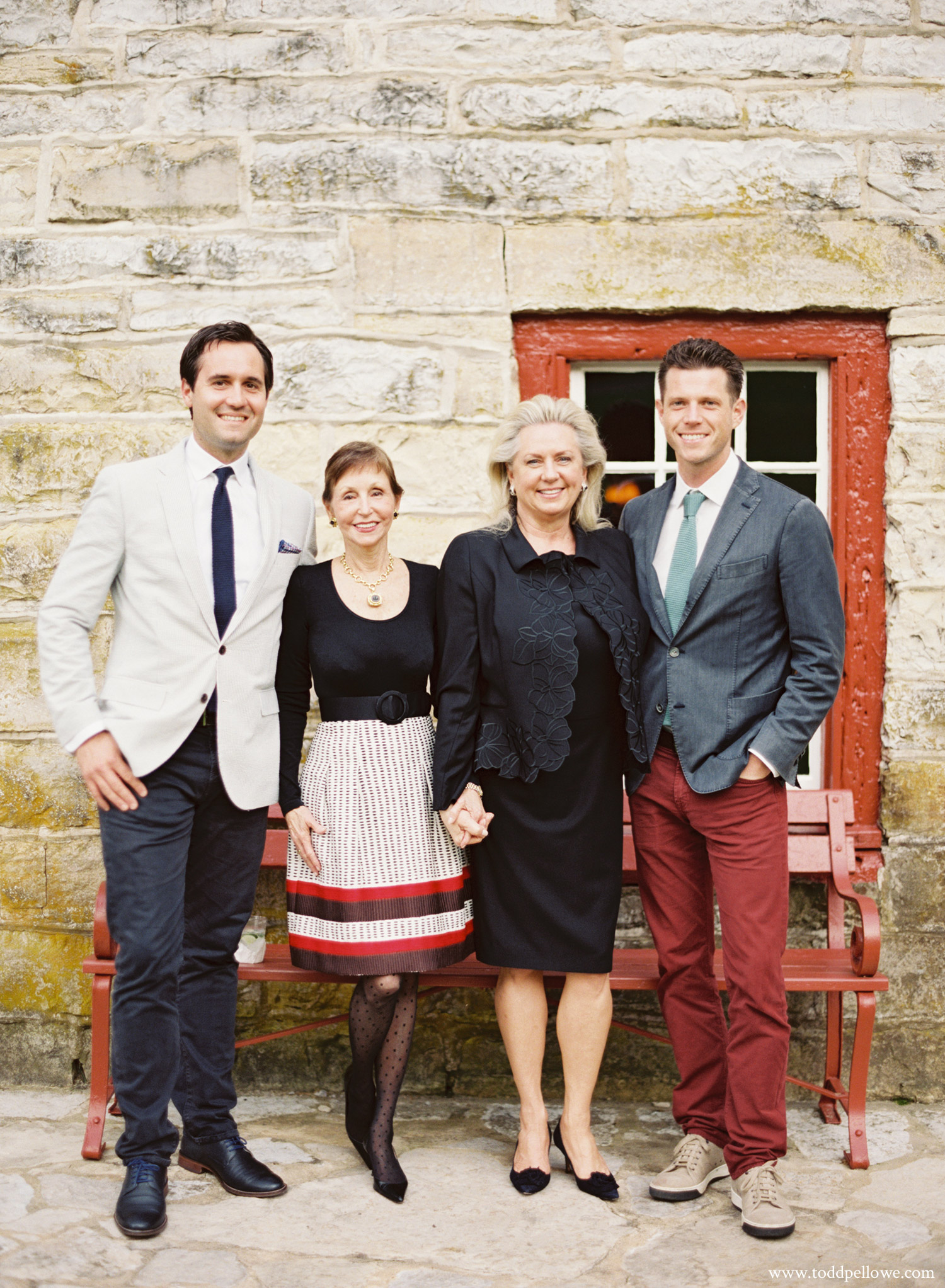 Harland Winemakers with Brenda Rice and Neal Vaughan