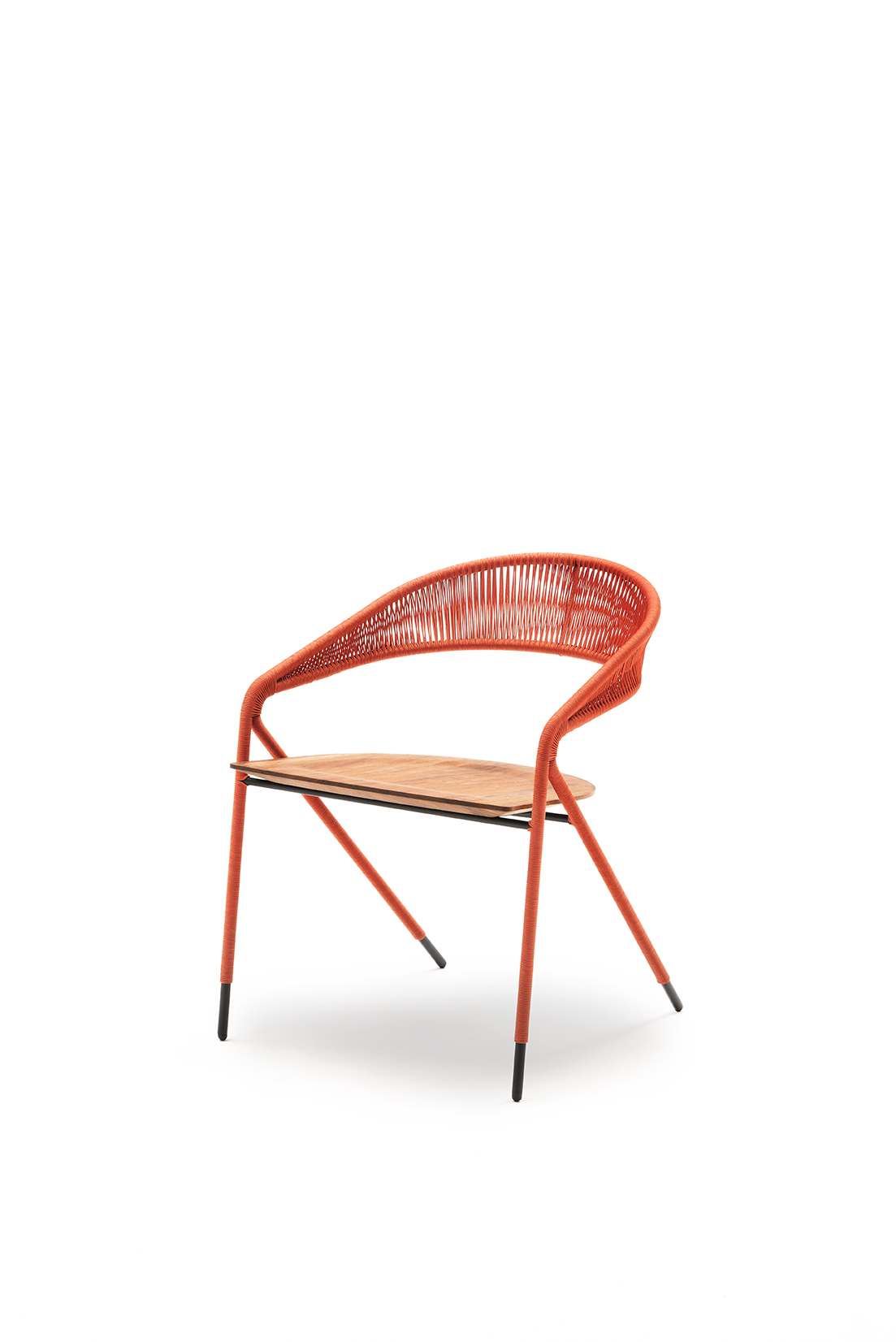 George's Rope Chair by Living Divani