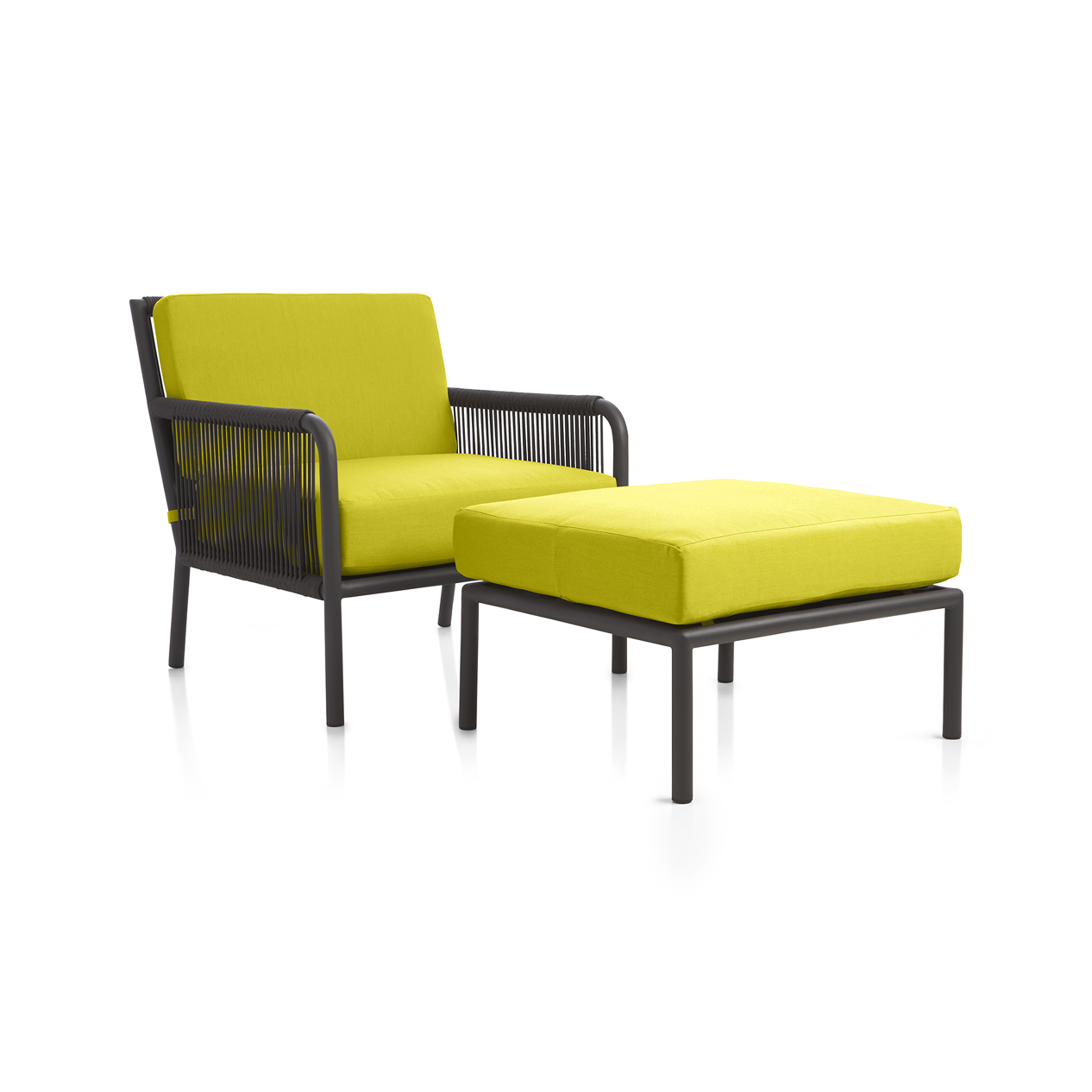 Crate & Barrel's Morocco Lounge Chair