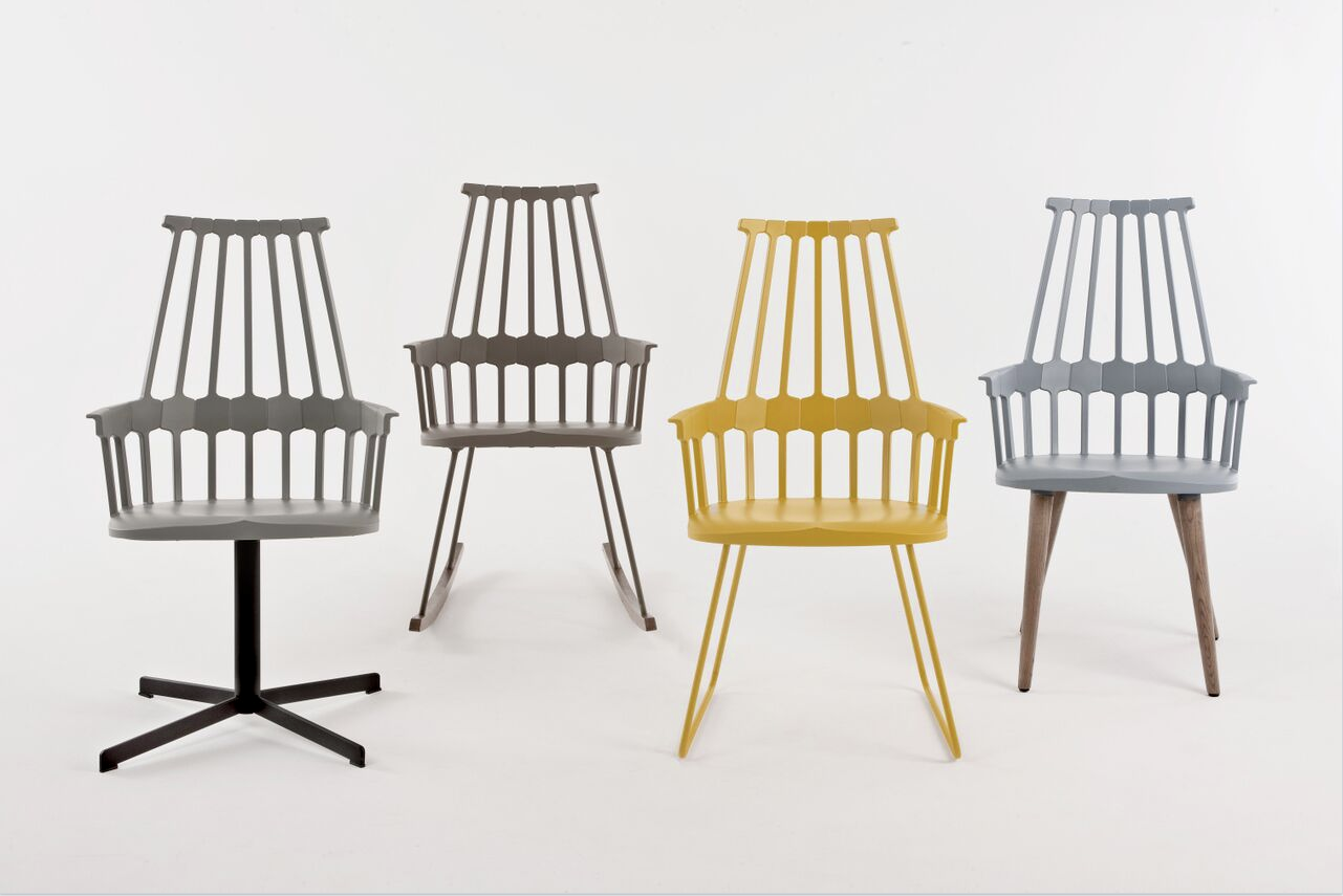 Kartell's Comeback Chair