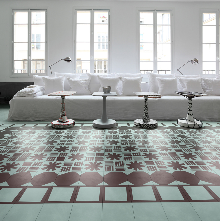 Navone Collection of Tiles for Bisazza