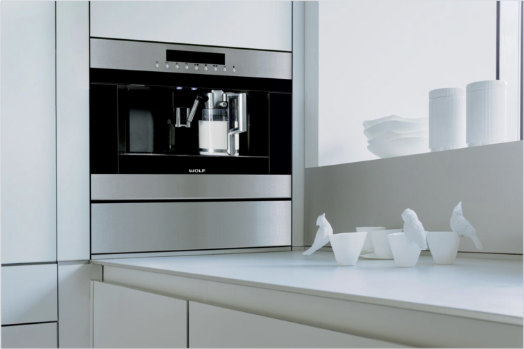 Wolf's Wall-Unit Coffee System