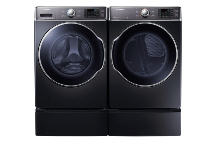 Front Load Washer by Samsung