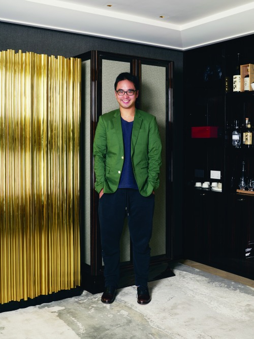 Adrian Cheng, Founder and Honorary Chairman of K11 Art Foundation.