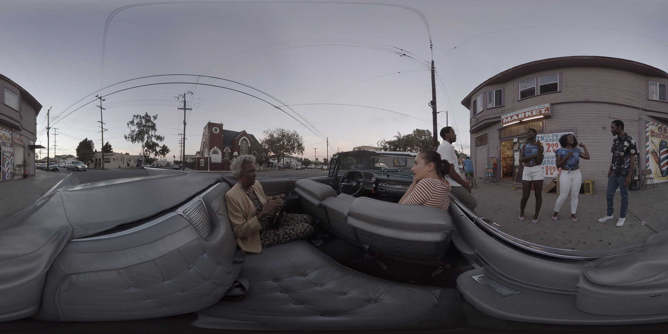 A scene from Janicza Bravo's  Hard World for Small Things . (Photo: Courtesy Tribeca Film Festival)