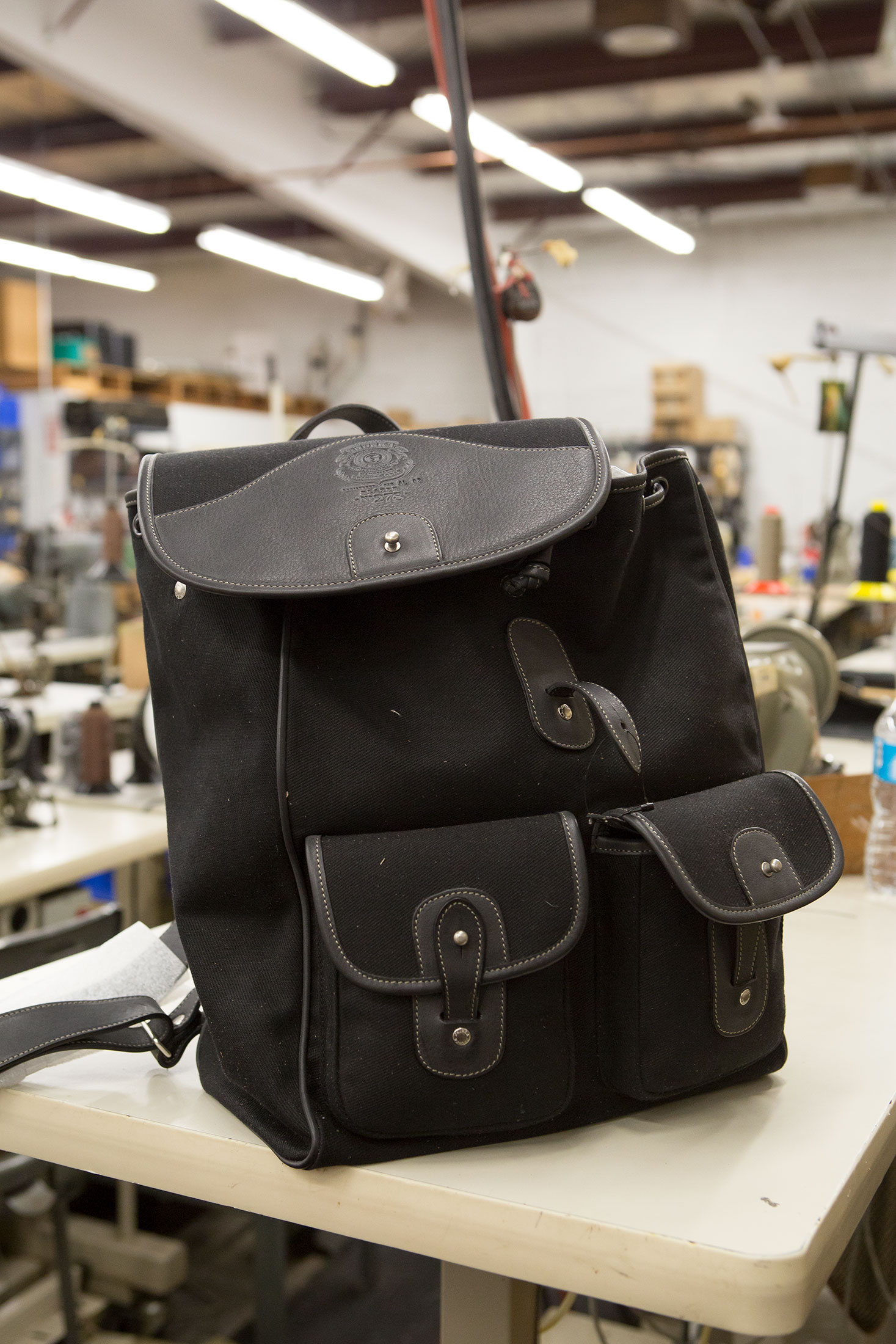 The Blazer No. 278 backpack.