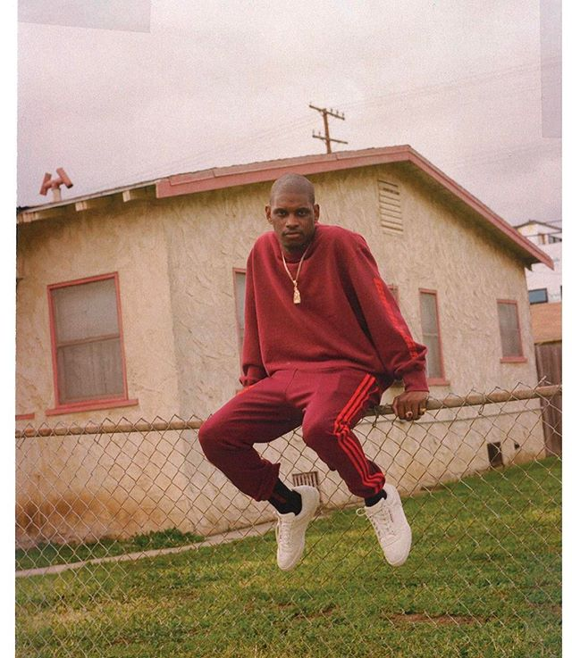 🚨It's happening: #YeezyCalabasas has arrived. Get a first look at the collection's zine, styled by A$AP Nast and art directed by Cali Thornhill DeWitt. Link in bio. (📷: Dan Regan)