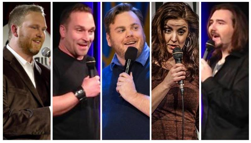 Two chances to catch the Comedy Stars of Twitter tonight featuring TYLER MORRISON ( CBC's The Debaters ), DEREK SEGUIN ( Just for Laughs ), PAT THORNTON (The Comedy Network's MatchGame), NATALIE WILLETT and PANTELIS. 8pm and 10:30, $15 taxes included, call 514-932-6378 to reserve or buy your tickets at  comedynest.com
