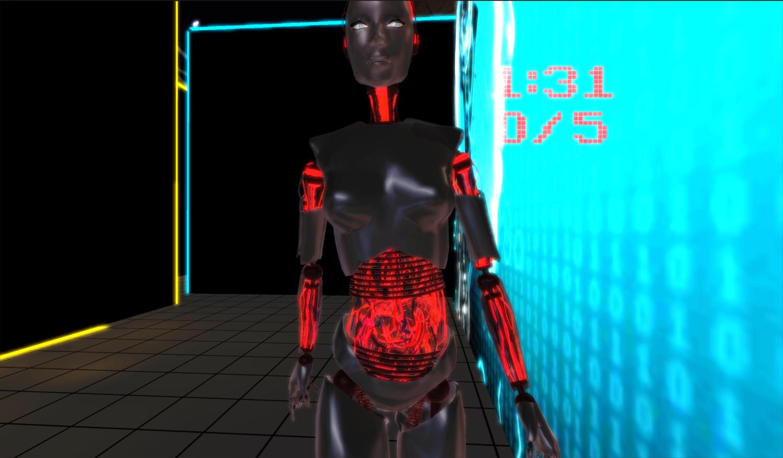 Breach - A Multiplayer VR Experience — dorian dargan