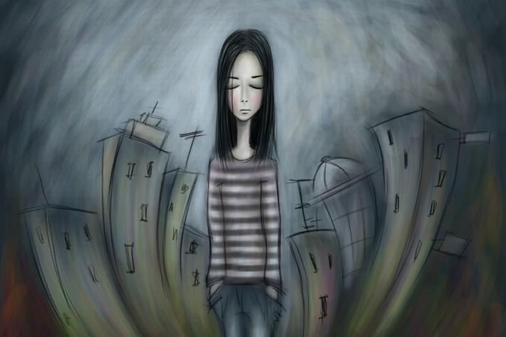 """""""I simply do not know where I belong..."""", A, 16y/o"""
