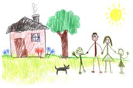 """""""This is how I wish my family could be."""" (Z, 8 y/o)"""