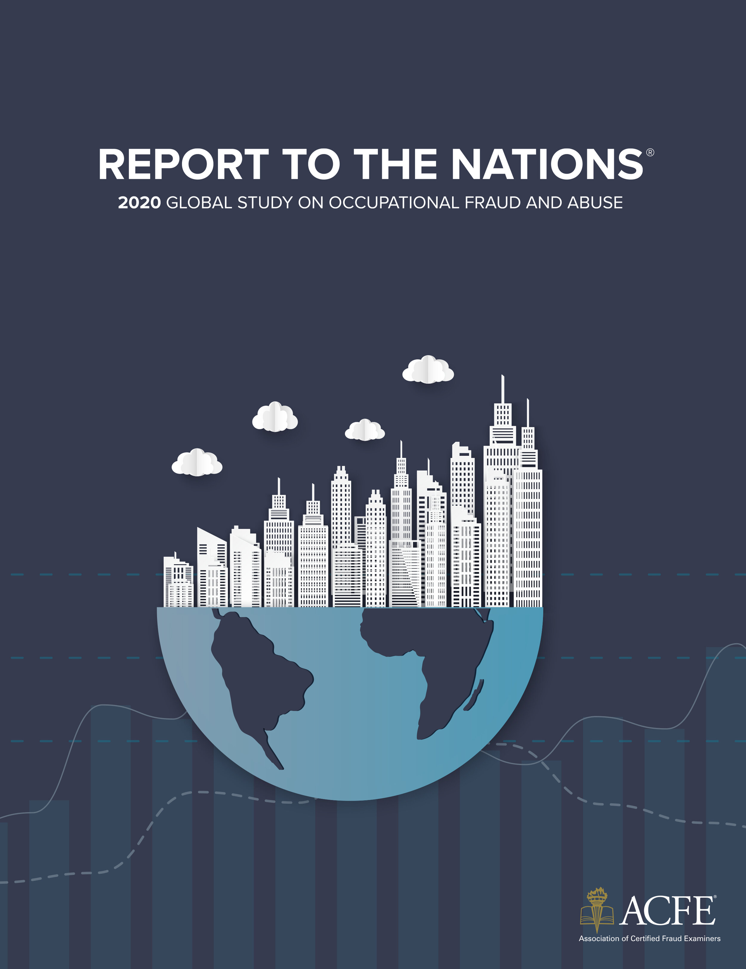 Announcing The 2020 Report To The Nations Acfe Insights