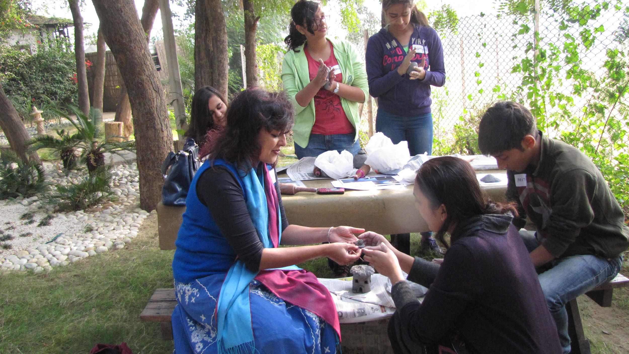 Delhi Blue Pottery Trust