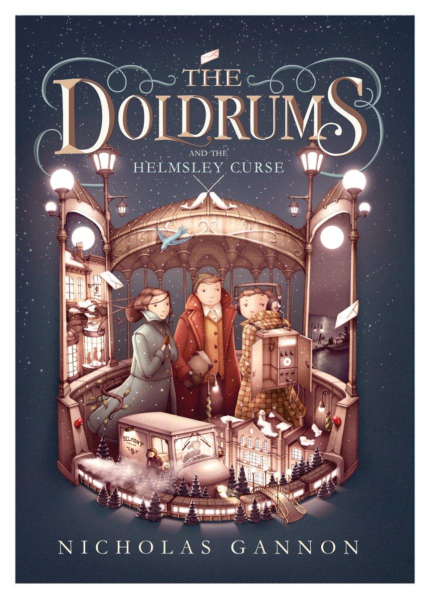 The Doldrums - by Nicholas Gannon