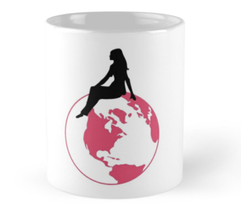World Girl Mug