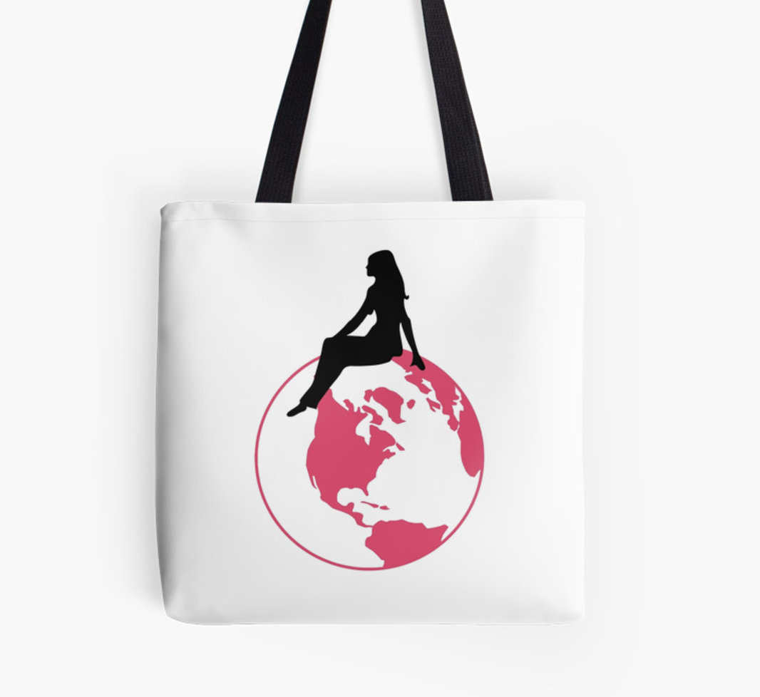 World Girl Tote
