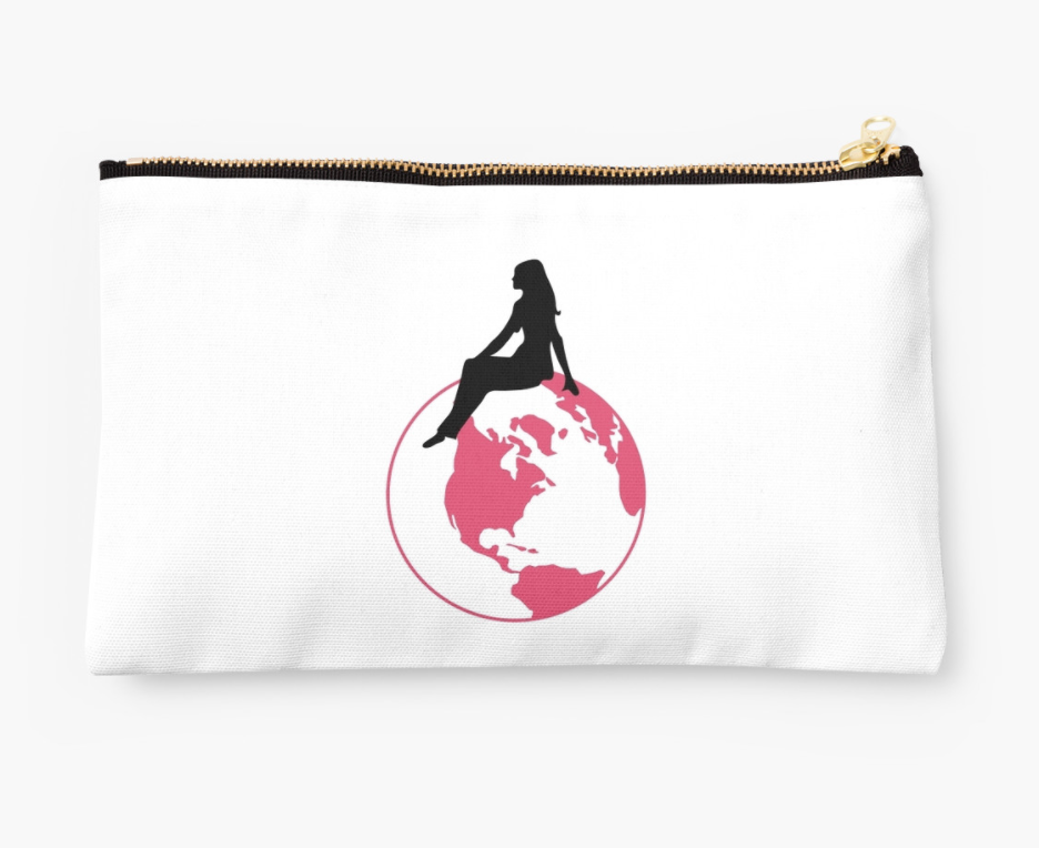 World Girl Pouch
