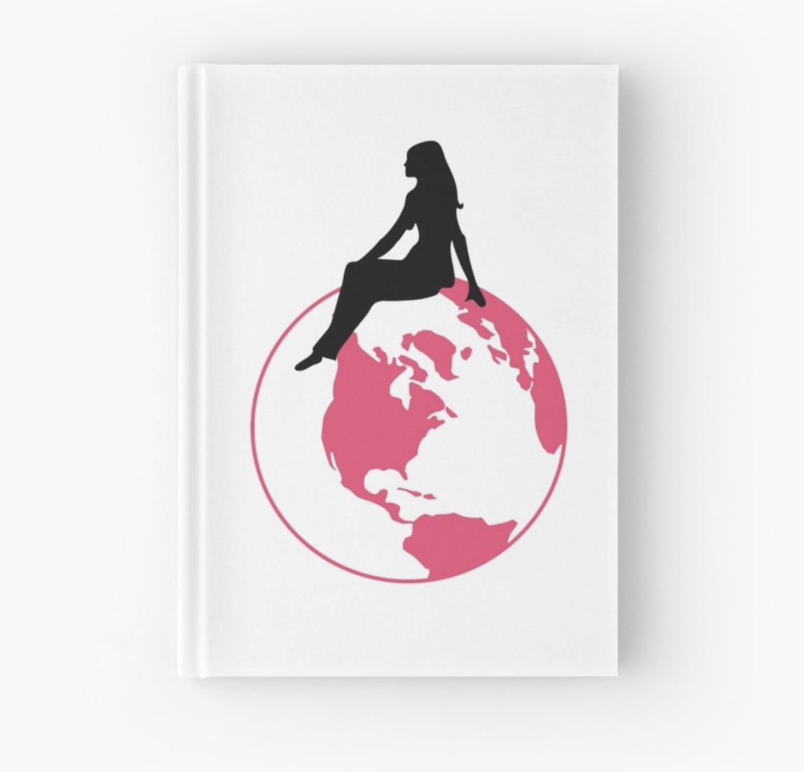 World Girl Hardcover Journal