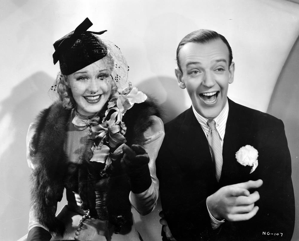 Fred Astaire & Ginger Rogers - (1933-1949)