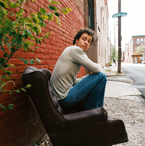 """Amos Lee  was recorded in Soho a week later, in anticipation of his newest album release, """"Mission Bell."""""""