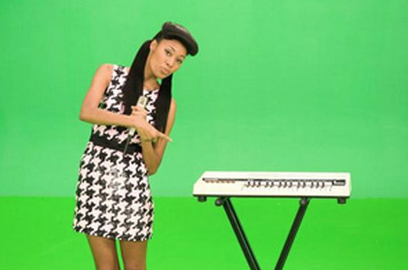 """Also downtown, songstress   VV Brown   graced the   Live from Soho   stage performing songs from her  Universal Records  release   Traveling Like the Light.     Ms. Brown  , whose songs have been featured in TV shows such as  Desperate Housewives, Ugly Betty,  and  90210  , played to an enthusiastic crowd and included her hit song """"   Shark in the Water   ."""""""