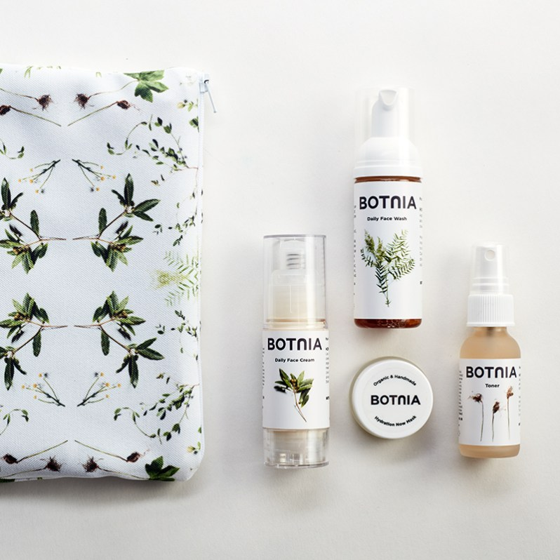 Click above to check out the products Kestrel uses in her revamped skincare routine