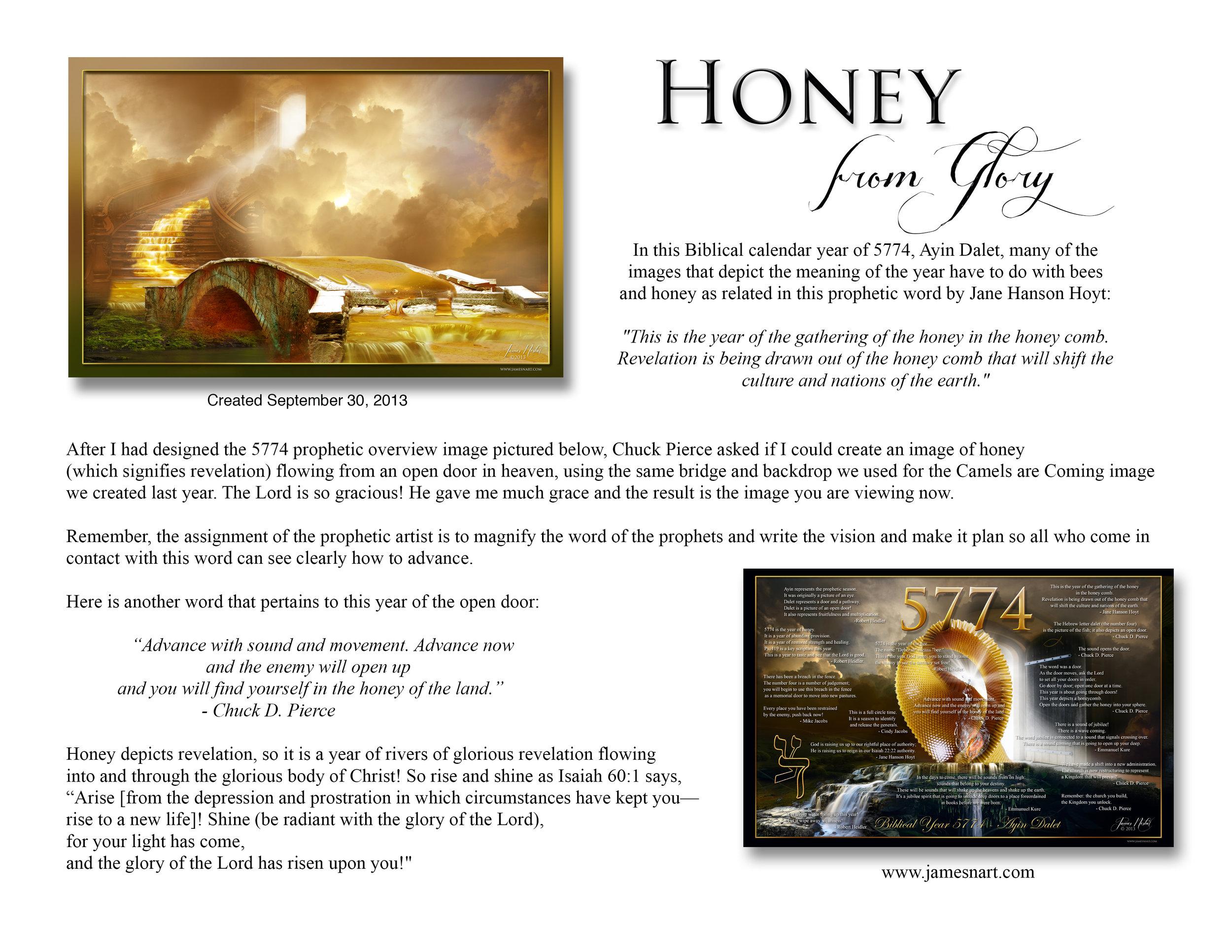 Honey from Glory Descrition.jpg