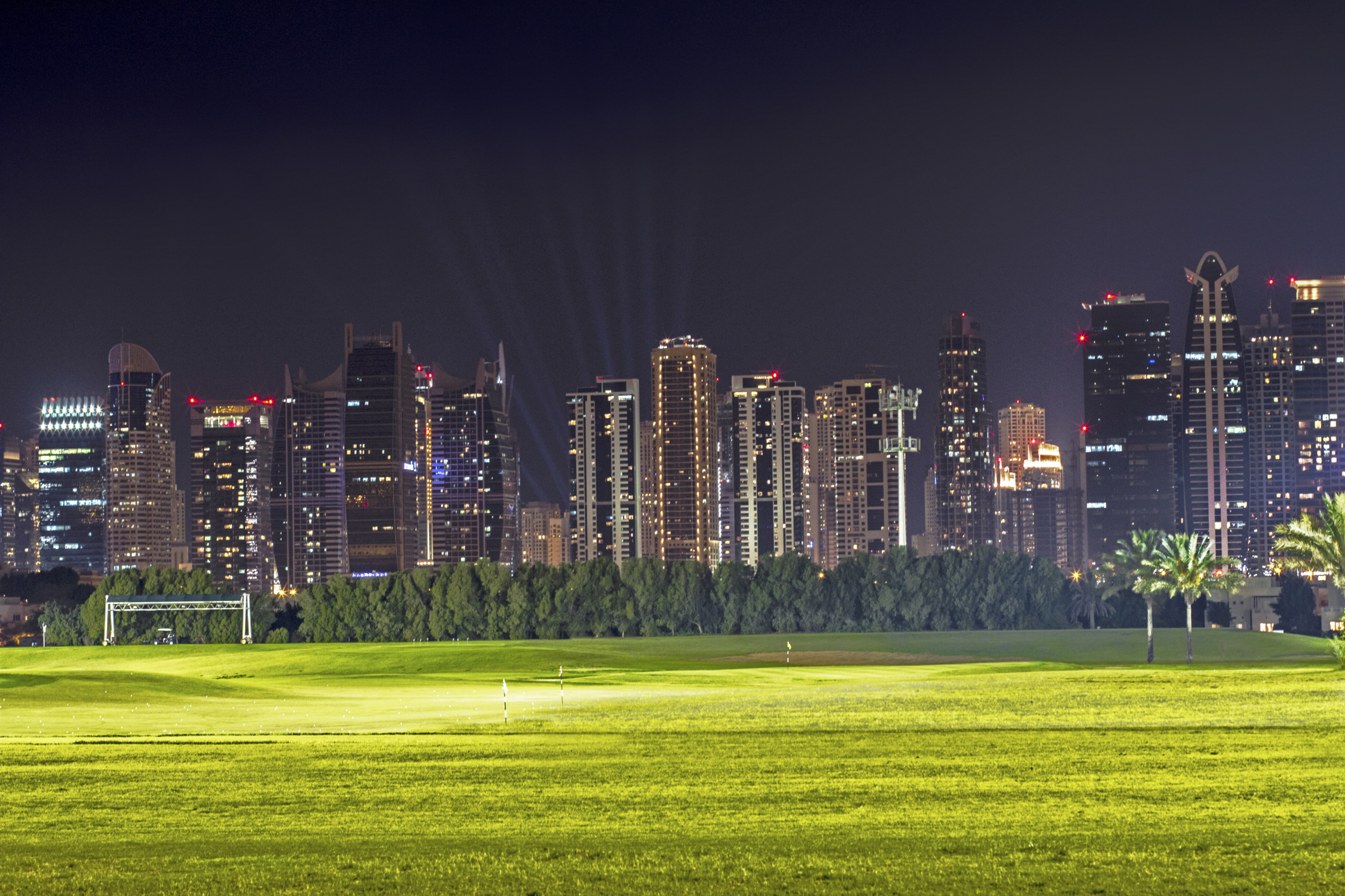 Golf course and High Rises- 2 of our specialties