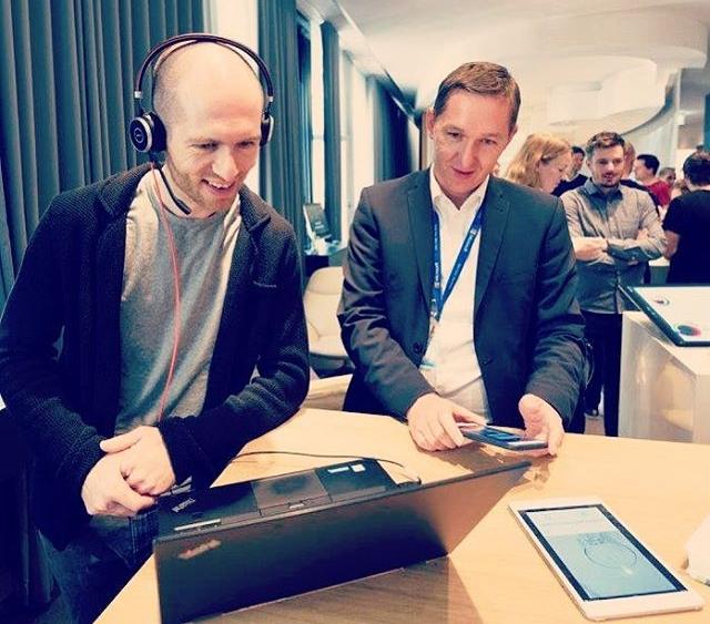 Microsoft, Berlin - Echtzeit Transkription und Übersetzung