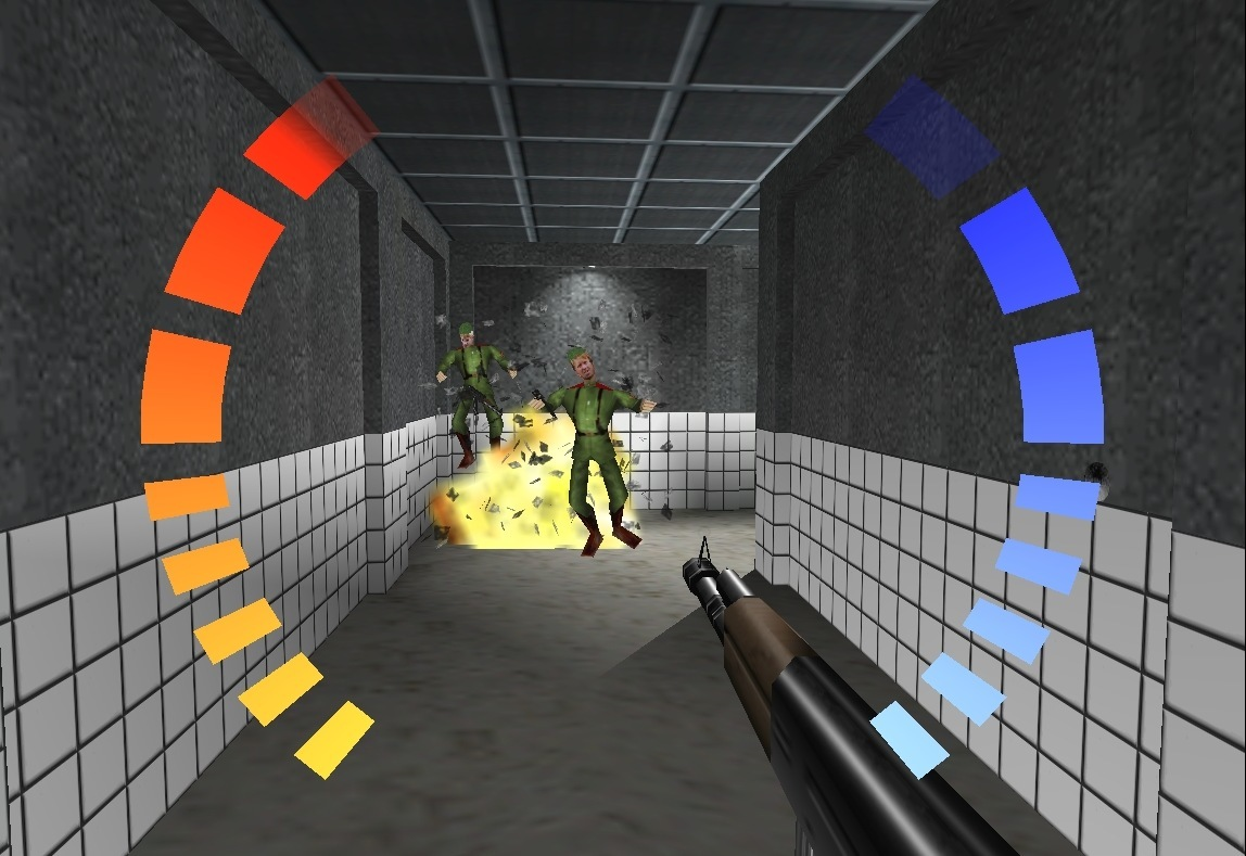 Any retrospective involving  GoldenEye is contractually obligated to mention the  N64 game .