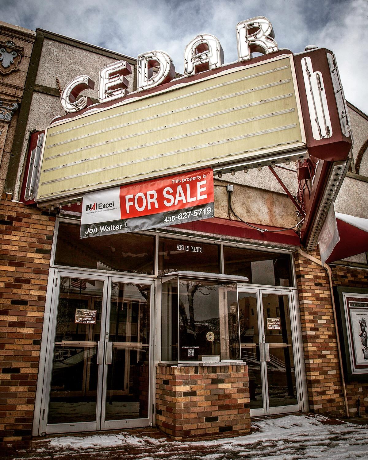 Cedar Theatre // Cedar City