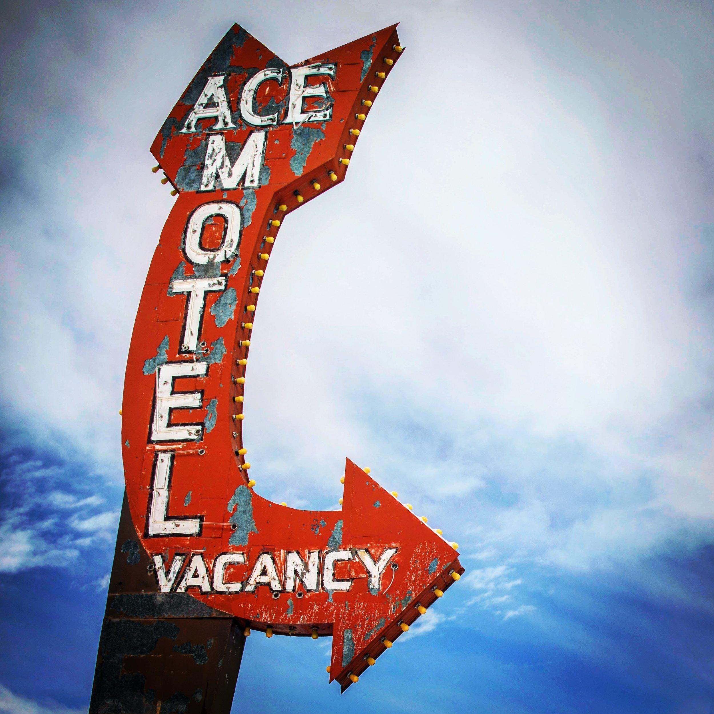 Ace Motel // Parowan