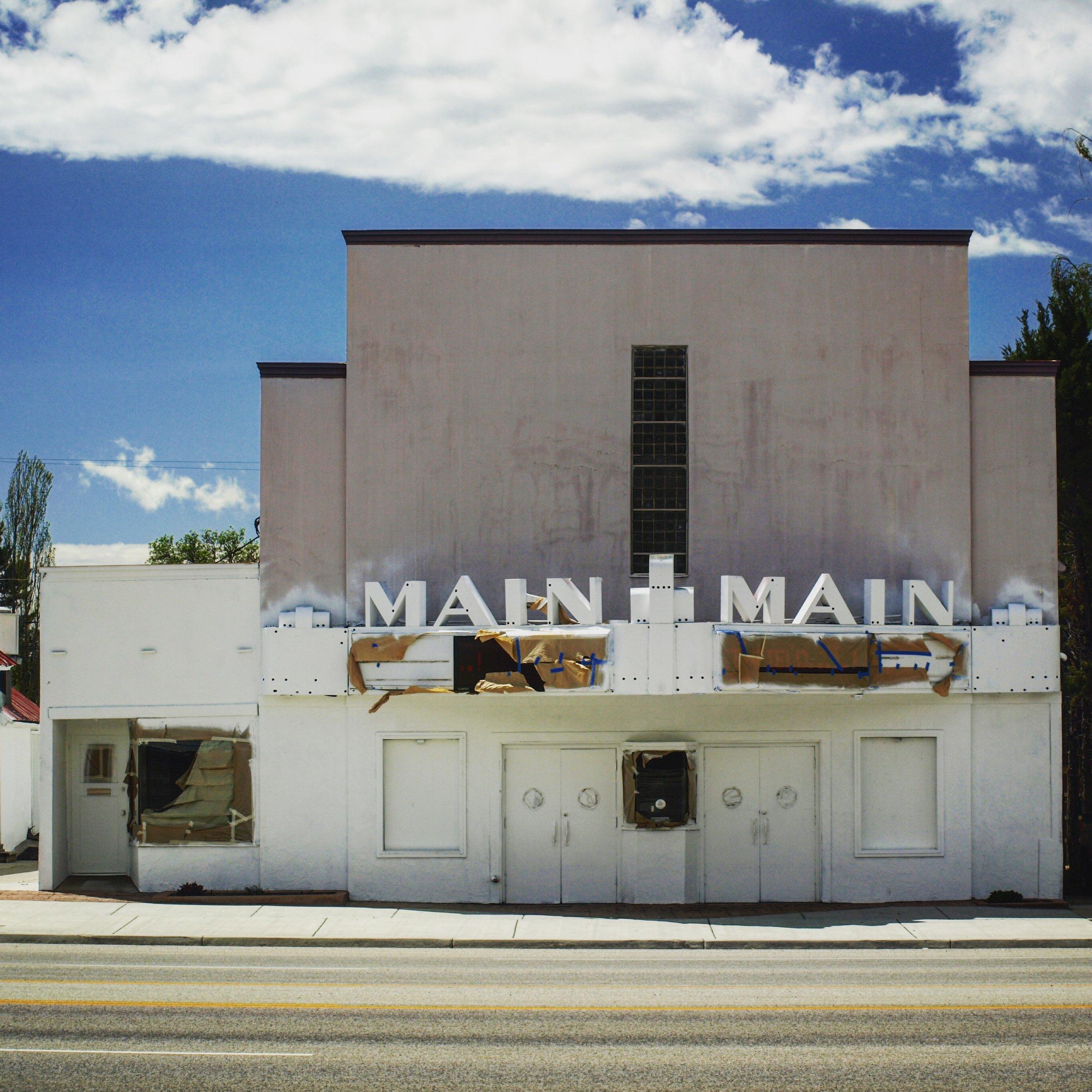 Main Theatre // Smithfield